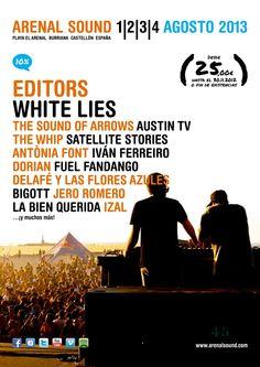 Austin TV en Arenal Sound 2013! Ivan Ferreiro, Music Posters, Tv, Memes, Festivals, Television Set, Meme, Television