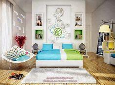 DORMITORIOS GRANDES : Dormitorios: Fotos de dormitorios Imágenes de habitaciones y recámaras, Diseño y Decoración