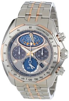 Men's Wrist Watches - Citizen Mens AV300650H The Signature Collection EcoDrive Moon Phase Flyback Chronograph Watch *** You can get additional details at the image link.