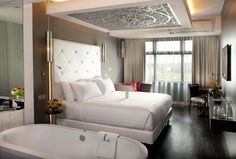 Our L Hotel Seminyak in Bali has been mentioned in the Travel Weekly - have a read here… http://www.travelweeklyweb.com/singapore-owned-l-hotels-and-resorts-launches-first-property/45534 They have a butler on hand 24 hours a day for each guest - book here http://www.slh.com/hotels/viceroy-bali/special-offers/