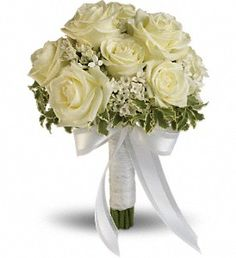 Lacy Rose Bouquet in LancasterPA, Petals With Style