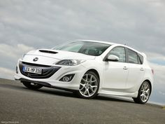 Mazda Speed 3. I'll have me one perhaps, eventually.
