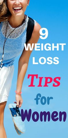 Great Tips on how to lose weight for women
