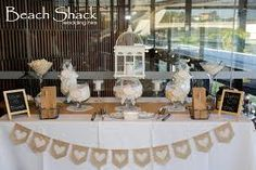 vintage wedding lolly buffet - Google Search
