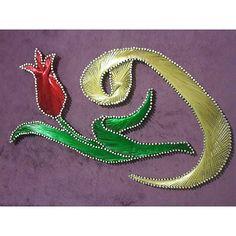 120 tl hemen teslim hazır çerçevelidir. #filografi #stringart #elemeği #elişi #handmade #lale #ottoman #vav #ilahi #aşk #sabır #tablosu #satılık #sell #hementeslim #urunumusatiyorum #gift #hediye #picture #tableau #decor #decoration #dekorasyon #home #design