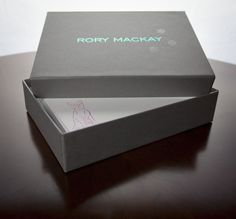 The boxes Rory Mackay Personalised Pet Stationery