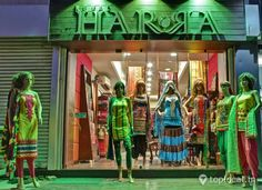 An impeccable blend of palpable colors, rooted Indian style and unrivalled beauty- Harra, the premier destination for Ethnic womens wear, is now allowing unprecedented access to its covetable collection through the best in technology. Review at http://www.toplocal.in/ahmedabad/harra---ladies-dress-material/local-store/509/