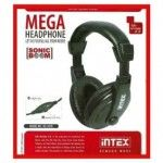 [Lowest Online] Mega Sonic Boom Headphone(Intex) at Rs. 156 – Today Only Sonic Boom, Amazon Deals, Online Shopping Sites, Diva Fashion, Multimedia, Over Ear Headphones, Black, Divas, Essentials