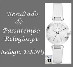 Brilhos da Moda: Resultado do Passatempo Relogios.pt - Relógio DKNY...