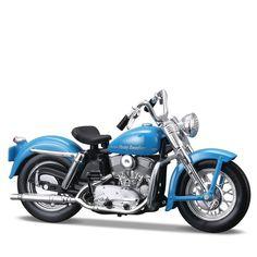 Kit Motocicletas Harley-Davidson - Série 27 - 6 unidades - Machine Cult   A loja das camisetas de carro e moto