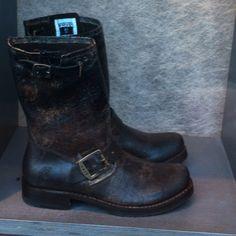 mid calf frye boots