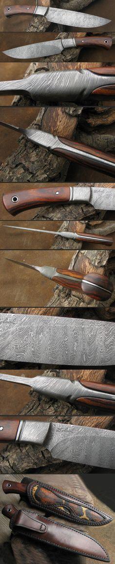 Nová stránka 1 Really like this design for a camp knife