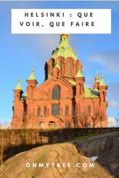 Helsinki : que voir, que faire ?