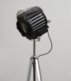 Fantastic 40's Vintage Theater Stage Studio Light – We collect similar unique beauties – Only/Once – www.onlyonceshop.com