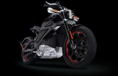 This is Harley-Davidson's first electric motorcycle | The Verge