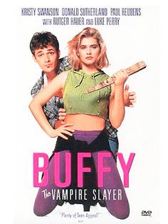 The Top 10 Sexiest, Scariest Halloween Movies - the original Buffy! @Nykki Hafenbrack, you're welcome. This made your day, I'm sure