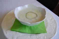 Recipe: Super Easy White Gazpacho
