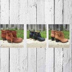 Yup we still got some! :D Don't miss all the boots everyone's been drooling over. Riding boots Booties Rain boots we got 'em all! http://ift.tt/2aLywva - http://ift.tt/1HQJd81