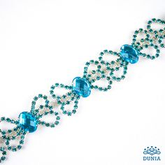 Swarovski, engarzados y cadenas | Mercería Dunia Pandora Charms, Swarovski, Charmed, Bracelets, Jewelry, Turquoise, Chains, Hair Bows, Crystals