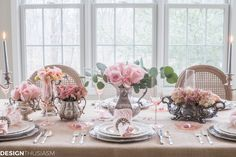 How To Add Rustic Romance Your Valentine S Day Table Setting