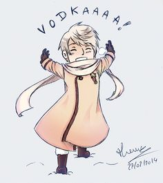 Russia [Hetalia] by Themys (Okay now that's just adorable)