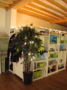 ikea billy bookcase room divider - Google Search