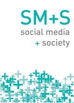 Social Media + Society is an online, open-access, peer-reviewed scholarly journal deeply committed to advancing the understanding of social media and its impact on societies past, present and future.