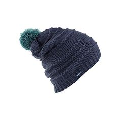 Burton Women's Candy Stripe Beanie, Mood Indigo, One Size ** You can find more details by visiting the image link.