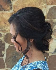 20 Beste Side Side Bun Frisyrer For Langt Hår - Beste Frisyrer Side Bun Hairstyles, Hair Buns, Trends, Lehenga Choli, Bobby Pins, Long Hair, Lifestyle, Hair Styles, Fashion