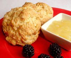 Vegan scones - added chocolate chunks. My British, non-vegan, scone aficionado husband loved them!