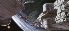 Star Wars Episode I-18. Doug Chiang