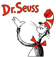 Five Dr. Seuss Books for $5.95 Shipped  plus backpack and audio CD!