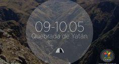 CAMAG - Quebrada De Yatán