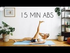 trendy ideas for fitness workouts for teens flat stomach ab challenge - fit fit fitness - Home Decor Hints 15 Minute Ab Workout, 15 Minute Abs, Six Pack Abs Workout, Abs Workout Routines, Workout Plan For Women, Abs Workout For Women, Ab Workout At Home, Workout For Beginners, At Home Workouts