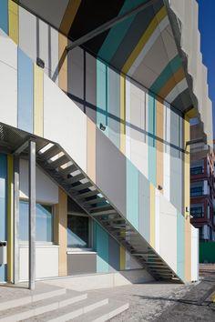 JKMM Architects, Hans Koistinen, Mika Huisman · Kalasatama School and Day Care