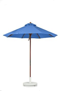 Our Venetian Umbrella has a durable, commercial quality frame made of Indonesian hardwood. Elegant, yet refined, this simply beautiful design with brass fitting umbrella is suitable for any commercial use. The 9 oz marine grade acrylic canopy provides the ultimate protection needed from the sunlight. Order online today at http://contractfurniture.com/product_detail.php?prodID=11008 or call us 800.507.1785