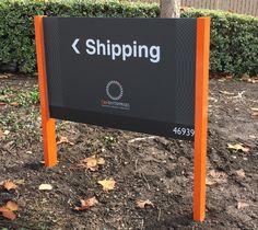 Exterior Signage Design by Sky Design #exteriorsignage #signage #design