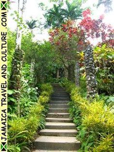 Shaw Park Gardens, Ocho Rios, Jamaica
