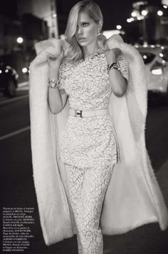 Iselin Steiro by Glen Luchford for Vogue Paris November 2013 11