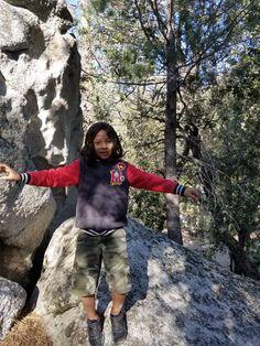 San Bernardino Mountains hike