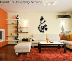 Get Assemble Your New Entertainment System, Home And Office Furniture As  Well Your Indoor Or