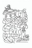 Λαβύρινθοι #Σελ.3 | Larissakid-Ζωγραφιές.gr - Τα πάντα για το παιδί στη Λάρισα