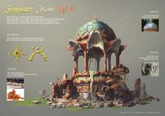 (81) Seymore Stone Well, Whihoon Lee | MAP design | Pinterest
