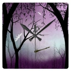 ==> consumer reviews          Wall Clock Woodland with dragonflies At Twilight           Wall Clock Woodland with dragonflies At Twilight you will get best price offer lowest prices or diccount couponeHow to          Wall Clock Woodland with dragonflies At Twilight Online Secure Check out Q...Cleck Hot Deals >>> http://www.zazzle.com/wall_clock_woodland_with_dragonflies_at_twilight-256588303553611900?rf=238627982471231924&zbar=1&tc=terrest