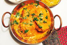 Lee Holmes' buttery butter chicken for Kenwood.