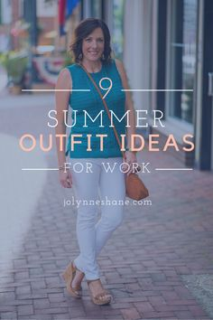 summer outfit ideas for work