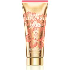 Victoria's Secret Limited Edition Pure Seduction Bloom... (46 BRL) ❤ liked on Polyvore featuring beauty products, bath & body products, body moisturizers, beauty, makeup, lotion, body, 37. perfumes/lotions/sprays., purple and victoria's secret