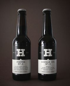 Harbour Brewing's 330ml Craft Range