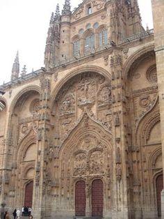 """Universidad de Salamanca.  Hay un dicho famoso que dice: """"Lo que Natura no da, Salamanca no presta"""""""