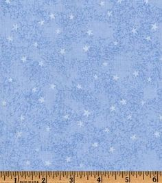 Keepsake Calico™ Cotton Fabric-Blue Star